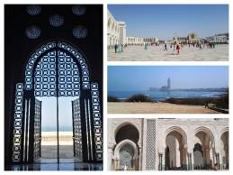 """Moschea di Hassan II """"Dobbiamo conquistare lo sguardo di Dio:gli occhi dei suoi figli li vuole pieni di buona speranza, volti al futuro"""" (Sap 12,19)"""