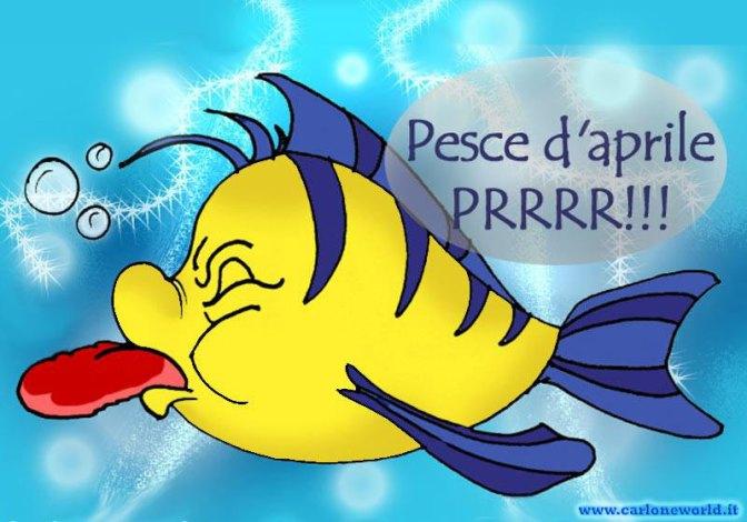 Viviamo in un perenne pesce d'aprile!